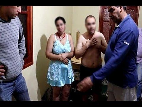 شك بخيانة زوجته فصورها بالفيديو وفضحها